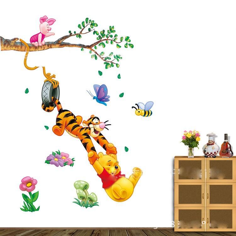 מדבקות לחדרי ילדים